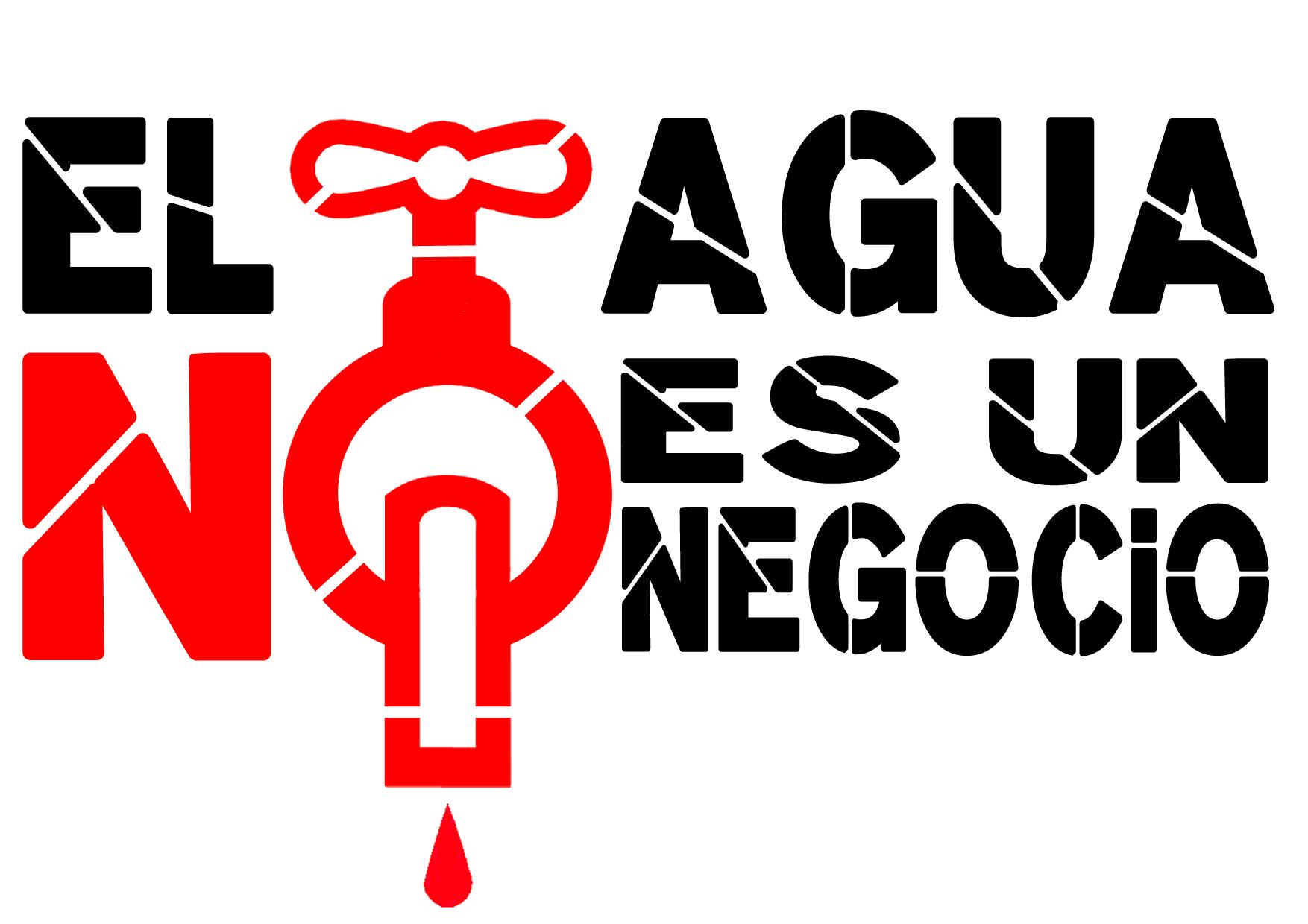 Plantilla Agua_NoEsUnNegocio